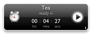 Tea Timer 1.6 (default background)