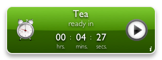 Tea Timer 1.6 (lime background)
