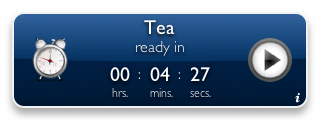 Tea Timer 1.6 (ocean background)