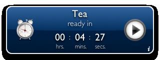 Tea Timer 1.6 (ocean background)