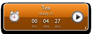 Tea Timer 1.6 (orange background)