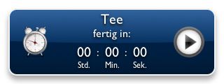 Tea Timer 0.4 (German) with ocean background