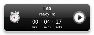 Tea Timer 1.0 (default background)